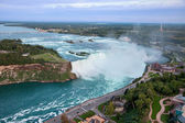 Cataratas do niágara, canadá — Foto Stock