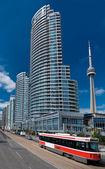 Living in Toronto — Stock Photo