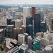 Toronto City Core — Stockfoto