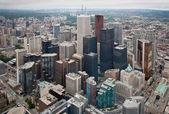 Toronto City Core — Zdjęcie stockowe
