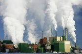 Paper Mill — Stock Photo