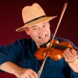 Fiddle Player — Stock Photo #2270228
