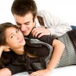 Happy Young Couple — Stock Photo #2270914