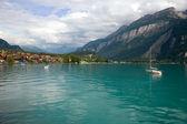 Lake Brienz, Berne Canton, Switzerland — Stock Photo
