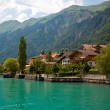 Brienz, Berne, Switzerland - Stock Photo