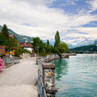 Stock Photo: Lake in Brienz, Berne, Switzerlan