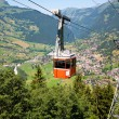 Cable Car in Grindelwald, Switzerland — Stock Photo #2371797
