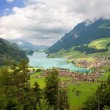 Canton of Fribourg, Switzerland - Stock Photo