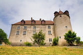Gruyeres Castle, Switzerland — Stock Photo