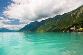 Lake Brienz, , Switzerland — Stock Photo