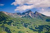 Mountains in Switzerland — Stock Photo