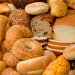 Various Types of Bread — Stock Photo #2393678