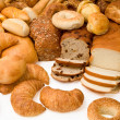 Various Types of Bread — Stock Photo #2393701