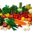 Stock Photo: Vibrant Produce