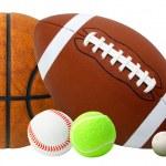 Sports Balls — Stock Photo #2395412