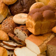 Various Types of Bread — Stock Photo #2395731