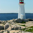 Peggy's Cove Lighthouse — Stok Fotoğraf #2407057
