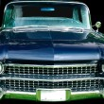 Vintage Luxury Automobile — Stock Photo #2407079