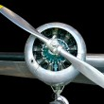 Aircraft Propeller — Stock Photo