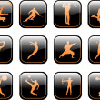 Royalty-Free Stock : Sport icons