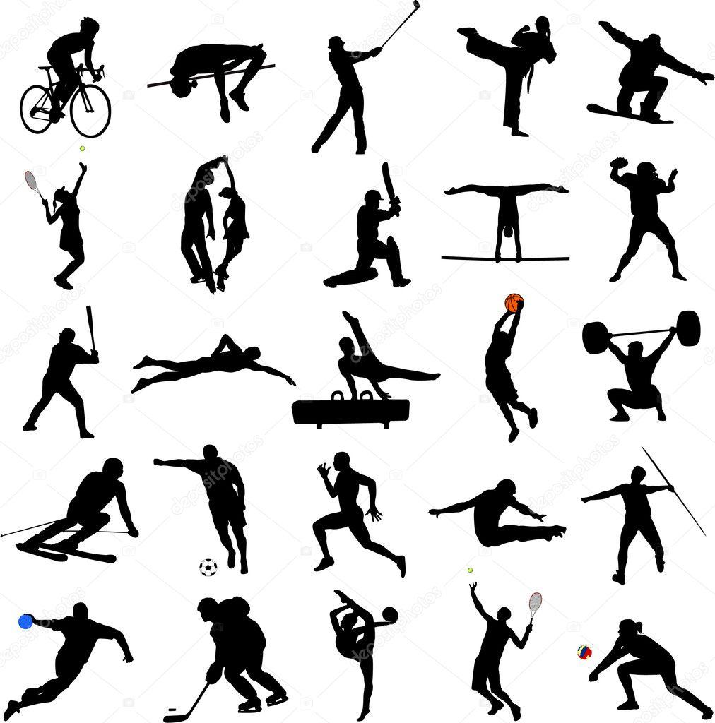http://static3.depositphotos.com/1005508/233/v/950/depositphotos_2338949-Sport-silhouettes.jpg