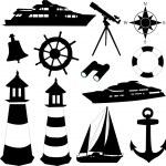 appareils de navigation — Vecteur