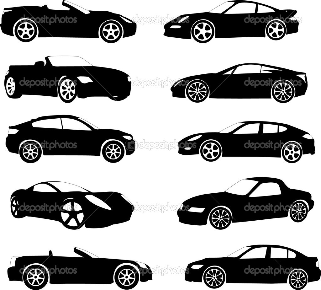 clipart voiture sport - photo #32