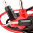 Electrical Test Probes — Stock Photo