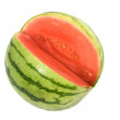 Cool Red Personal Watermelon — Stock Photo