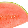 Cool Refreshing Watermelon Wedge — Zdjęcie stockowe