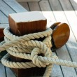 Royalty-Free Stock Photo: Mooring rope