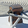 Mooring rope — Stock Photo #1972757
