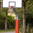 Stock Photo: Backboard