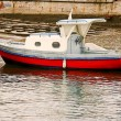 Royalty-Free Stock Photo: Moored Boat