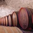 Wine casks — Stock Photo