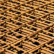 Steel reinforcement — Stock Photo