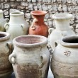 Vases and amphoras — Stock Photo