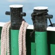 Mooring bitt — Stock Photo #1975875