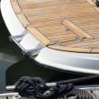 Moored boat — Stock Photo #1977253