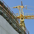 Stock Photo: Building under construction - horizontal