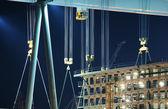 Dockyard — Stock Photo