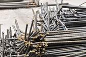 Steel reinforcement — Stock Photo