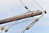 Bowsprit — Stock Photo