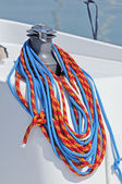 Sailboat detail — Foto Stock