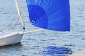 Sailboat — Stockfoto