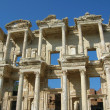 Ephesus Celsius library, Turkey - Stock Photo