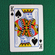 King of Spades — Stock Photo #2103141