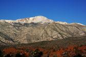 Pikes Peak — Stock Photo