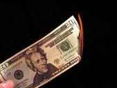 Money to Burn — Stock Photo