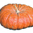 Strange pumpkin — Stock Photo